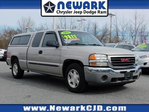 2006 GMC Sierra 1500 for sale in Newark, DE