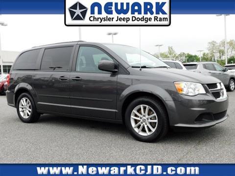 2016 Dodge Grand Caravan for sale in Newark, DE
