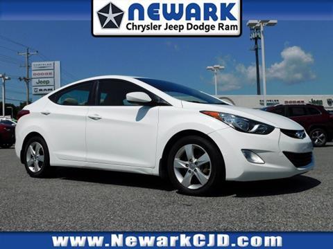 2013 Hyundai Elantra for sale in Newark, DE