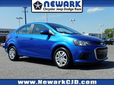 2017 Chevrolet Sonic for sale in Newark, DE