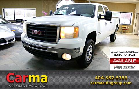 2008 GMC Sierra 2500HD for sale in Duluth, GA