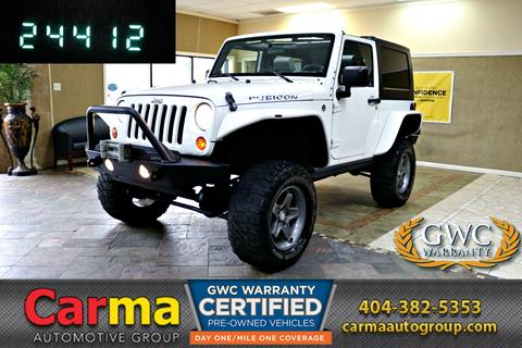 2008 Jeep Wrangler for sale in Duluth, GA