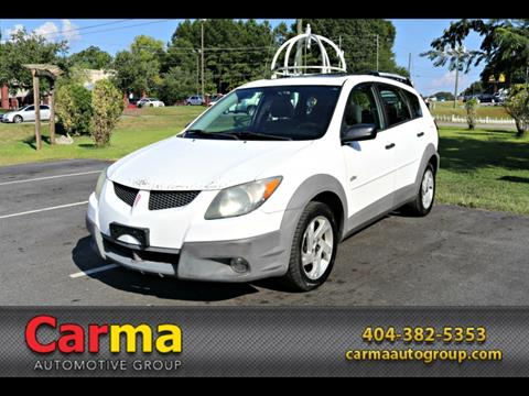 2003 Pontiac Vibe for sale in Duluth, GA