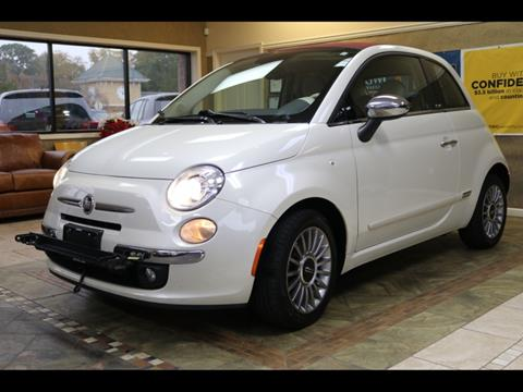 2013 FIAT 500c for sale in Duluth, GA