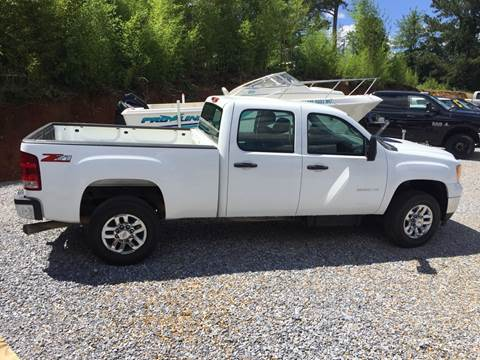 2014 GMC Sierra 2500HD for sale in Laurel, MS