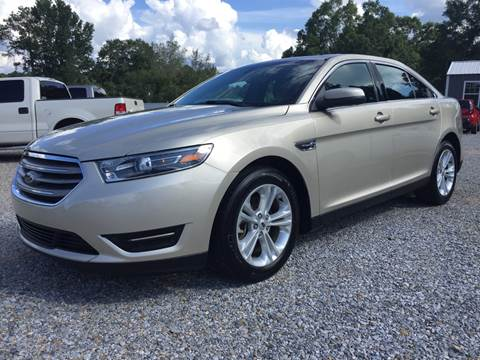2017 Ford Taurus for sale in Laurel, MS