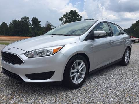 2017 Ford Focus for sale in Laurel, MS