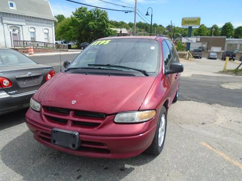 1999 Dodge Grand Caravan for sale in Fitchburg, MA