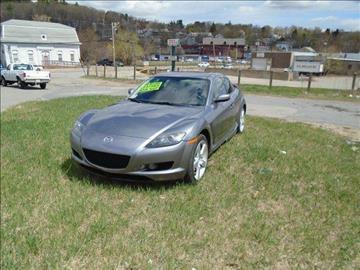 2005 Mazda RX-8 for sale in Fitchburg, MA
