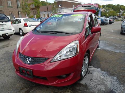2010 Honda Fit for sale in Fitchburg, MA