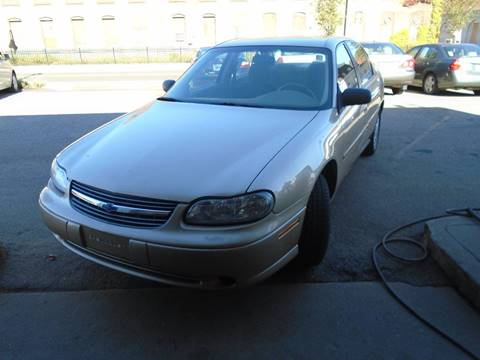 2002 Chevrolet Malibu for sale in Fitchburg, MA