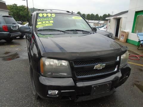 2008 Chevrolet TrailBlazer for sale in Fitchburg, MA
