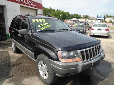 2001 Jeep Grand Cherokee for sale in Fitchburg, MA