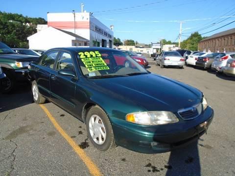 1999 Mazda 626 for sale in Fitchburg, MA