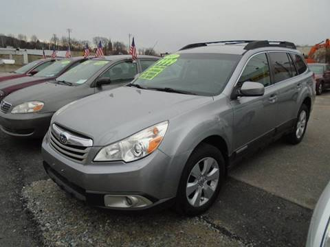 2011 Subaru Outback for sale in Fitchburg, MA
