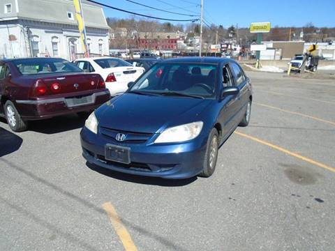 2004 Honda Civic for sale in Fitchburg, MA
