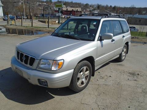 2001 Subaru Forester for sale in Fitchburg, MA