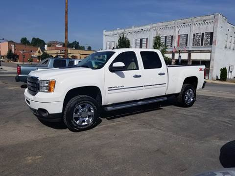 2011 GMC Sierra 2500HD for sale in Marion, VA
