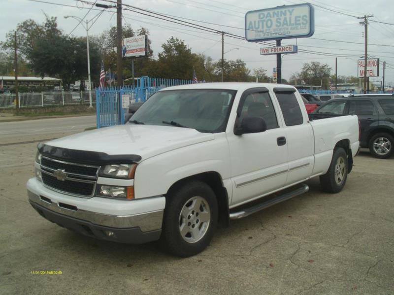 2007 Chevrolet Silverado 1500 Classic CLASSIC In Dallas TX - DANNY ...