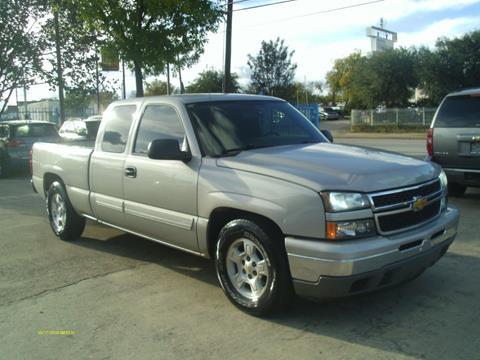 2007 Chevrolet Silverado 1500 Classic for sale in Dallas, TX