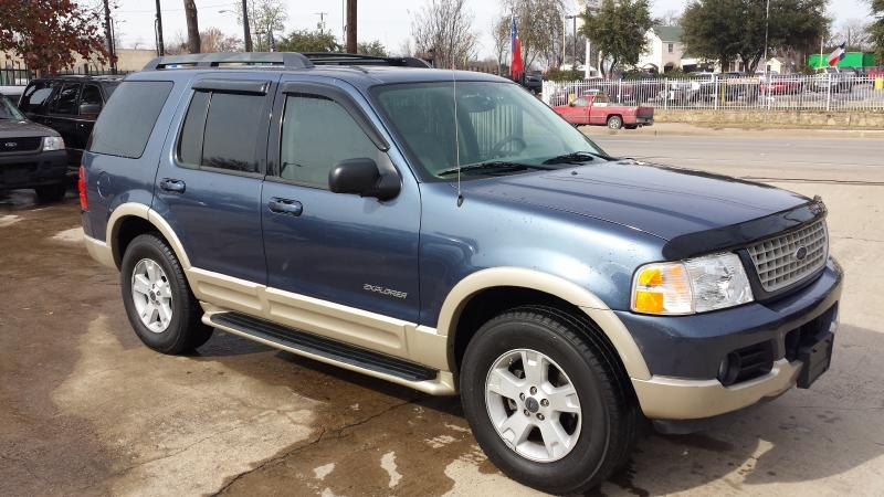 2005 ford explorer eddie bauer 4dr suv in dallas tx danny auto sales. Cars Review. Best American Auto & Cars Review