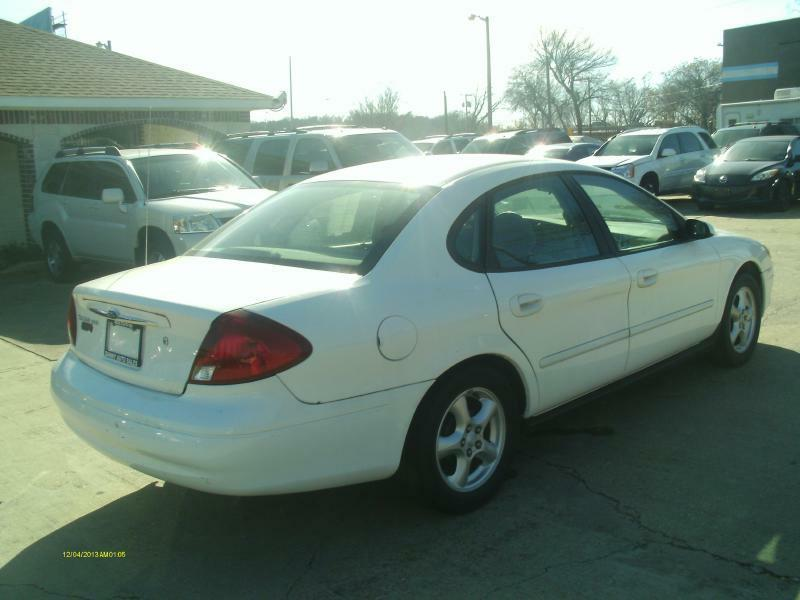 2003 Ford Taurus SES 4dr Sedan - Dallas TX