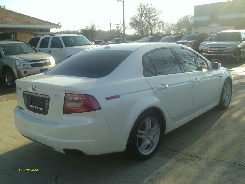 2008 Acura TL  - Dallas TX