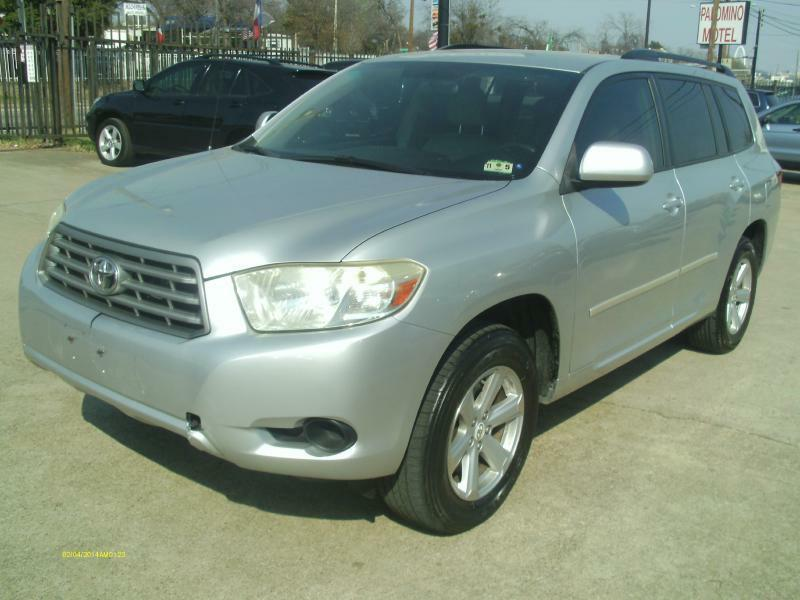 2008 Toyota Highlander 4dr SUV - Dallas TX