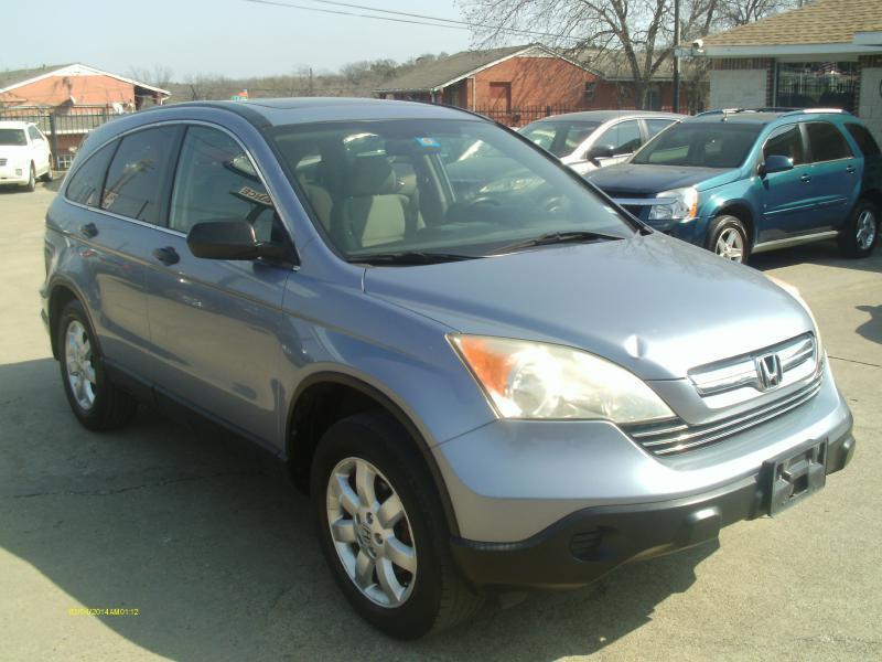 2007 Honda CR-V EX 4dr SUV - Dallas TX
