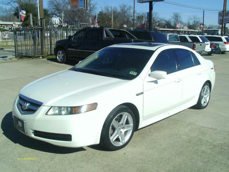 2004 Acura TL 3.2L AUTO - Dallas TX