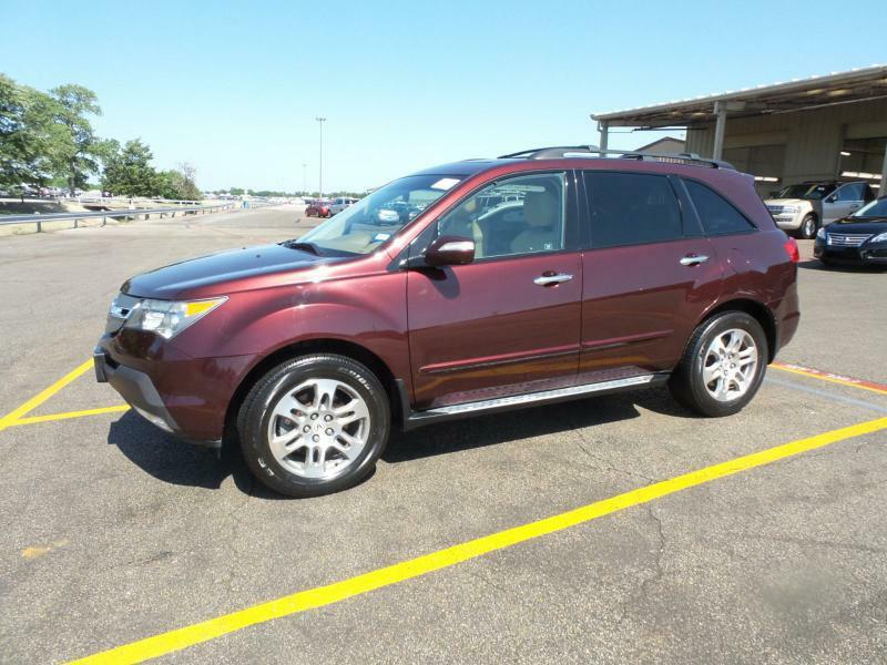 2007 Acura MDX SH-AWD 4dr SUV w/Technology and Entertainment Package - Dallas TX