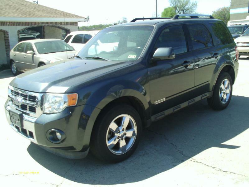 Ford Escape Limited Dr SUV In Dallas TX DANNY AUTO SALES - Ford dallas