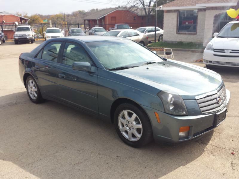 2005 Cadillac CTS 3.6 4dr Sedan - Dallas TX