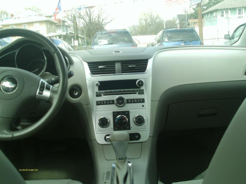2008 Chevrolet Malibu LT 4dr Sedan w/2LT - Dallas TX