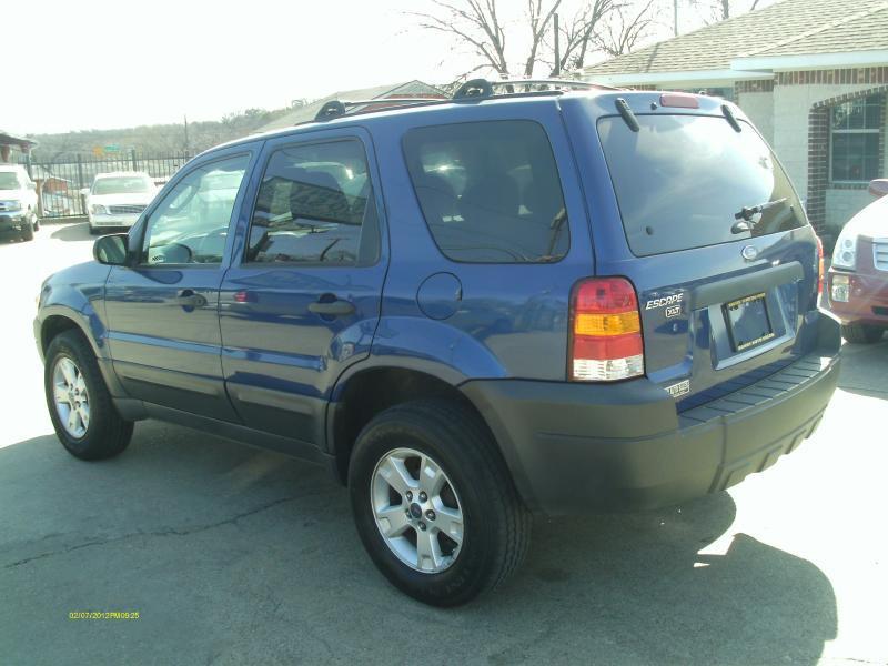 2007 Ford Escape 2WD V6 Auto XLT - Dallas TX