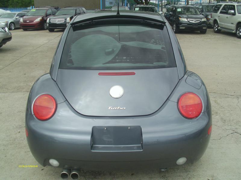 2004 Volkswagen New Beetle 2dr GLS 1.8T Turbo Hatchback - Dallas TX