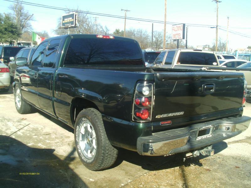 2006 Chevrolet Silverado 1500 Extended Cab LS - Dallas TX