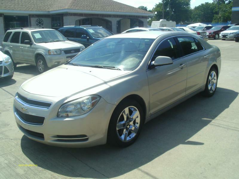 2010 Chevrolet Malibu LT 4dr Sedan w/1LT - Dallas TX