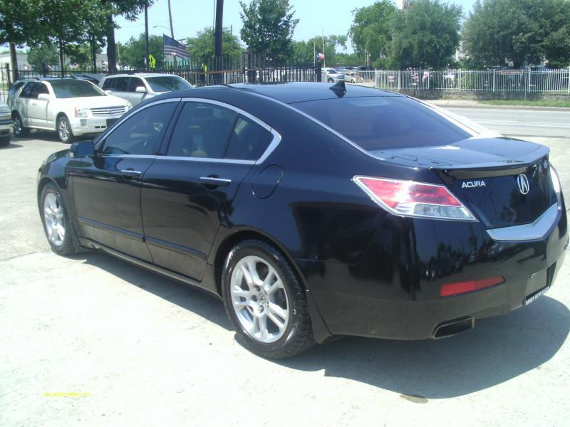 2009 Acura TL 4dr Sedan w/Technology Package - Dallas TX