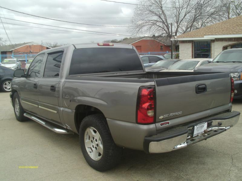 2006 Chevrolet Silverado 1500 Crew Cab - Dallas TX