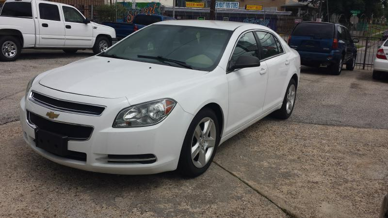 2009 Chevrolet Malibu LS Fleet 4dr Sedan - Dallas TX