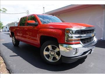 2017 Chevrolet Silverado 1500 for sale at Payne Chevrolet in Springfield TN
