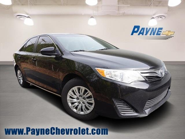 2012 Toyota Camry for sale at Payne Chevrolet in Springfield TN