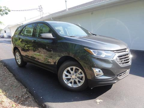 2018 Chevrolet Equinox for sale at Payne Chevrolet in Springfield TN