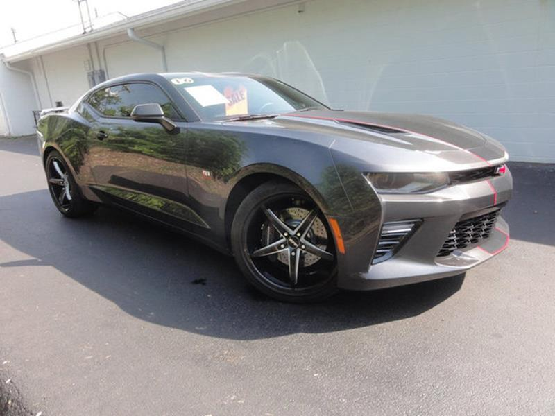 2016 Chevrolet Camaro for sale at Payne Chevrolet in Springfield TN