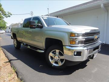 2017 Chevrolet Silverado 2500HD for sale at Payne Chevrolet in Springfield TN