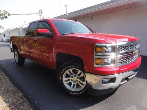 2015 Chevrolet Silverado 1500 for sale at Payne Chevrolet in Springfield TN