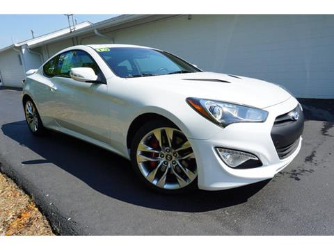 2015 Hyundai Genesis Coupe for sale in Springfield, TN