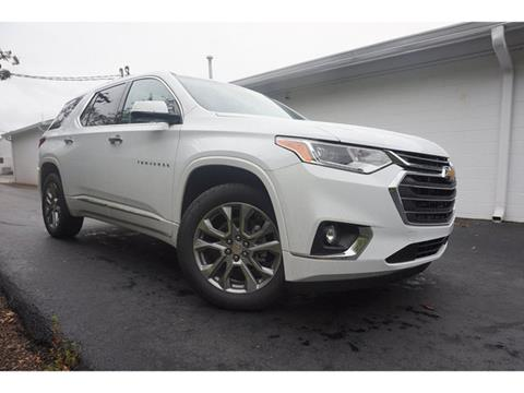 2018 Chevrolet Traverse for sale at Payne Chevrolet in Springfield TN