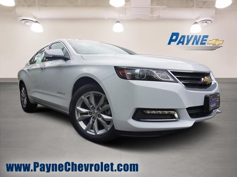 2018 Chevrolet Impala for sale at Payne Chevrolet in Springfield TN